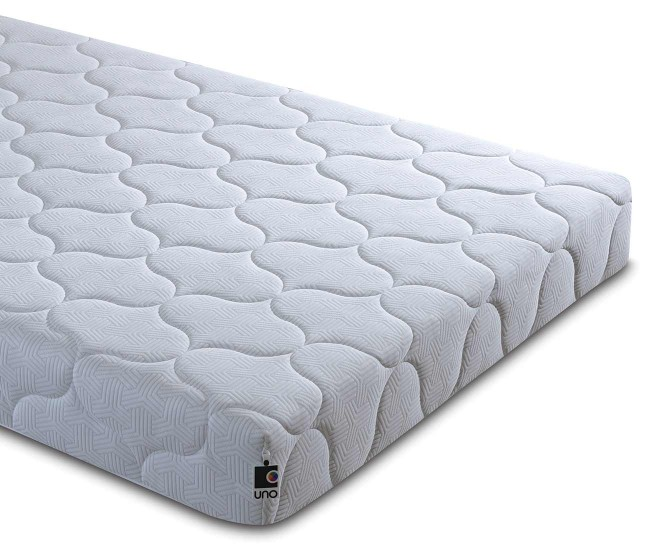 Breasley Uno Pocket Ortho Mattress