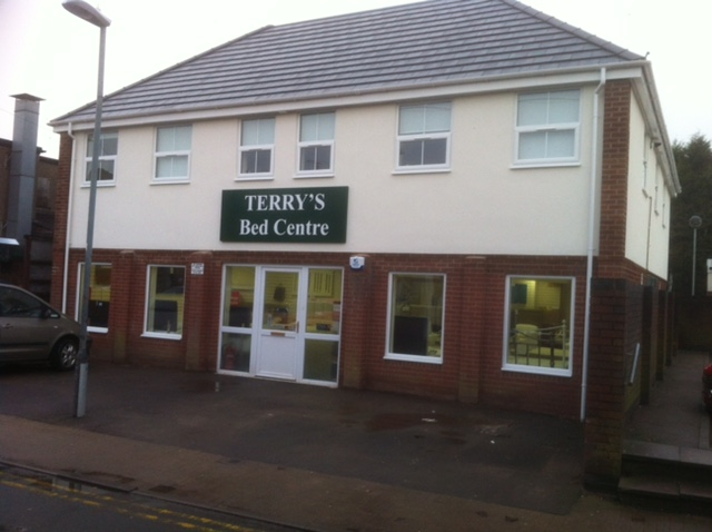 Terrys Bed Centre Nuneaton Warwickshire