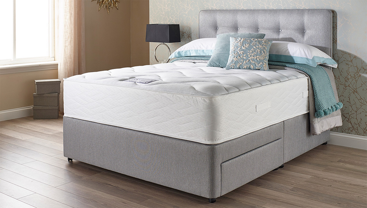 Myers terrys bed centre for Myers divan beds