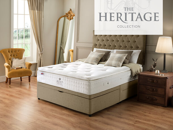 Rest Assured Heritage collection