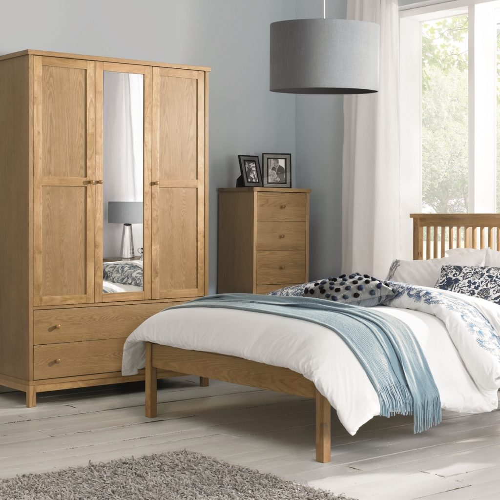 Bentley Atlanta Bedroom Oak