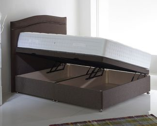 Highgrove Raflles Ottoman bed
