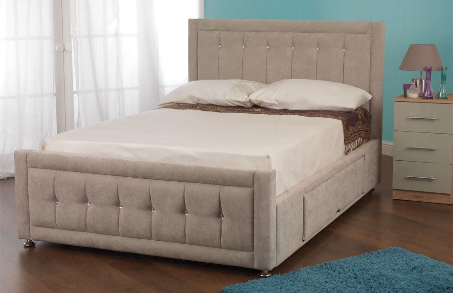 Sweet Dreams upholstered beds