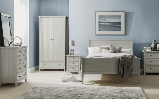 Julian Bowen Maine bedroom furniture.