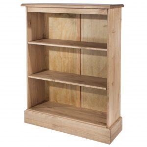 Santa Rosa low bookcase